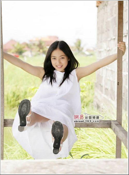 看看日本11岁美少女