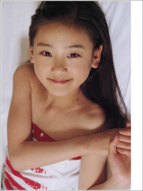 日本少女小童星星野悠月