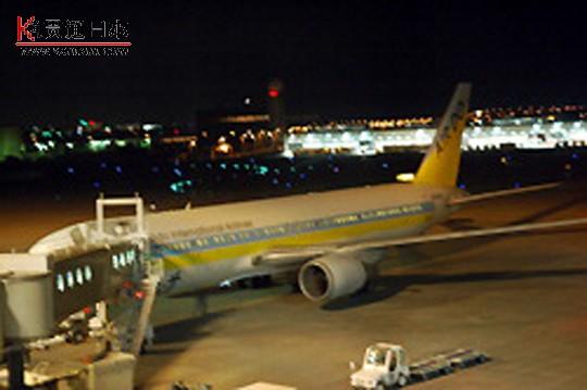 北海道国际航空21次航班日本上空遭遇乱气流