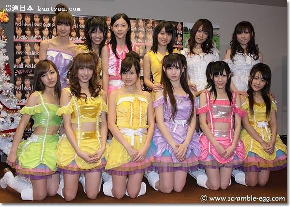 日本美少女组合曝出av丑闻