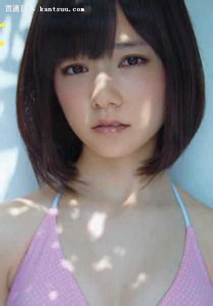 外国人眼中最可爱的akb48成员:山本彩第一