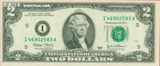 美元,英镑,日元 盘点国外纸币上的名人