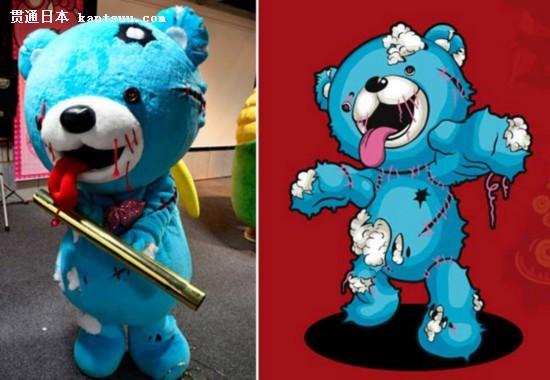 僵尸熊(北海道小樽市) 僵尸熊出生于北海道小樽市,身高29.9厘米,体重29公斤。最喜欢的食物是腐烂的鲑鱼。它是一个布制玩偶,也是个超级路痴。一直在北海道兜兜转转,寻找曾经疼爱自己的小主人。找了70年,身上已经破破烂烂,却依然没有放弃。 上一页 [1] [2] [3] [4] [5] [6] [7] [8] [9] [10] .