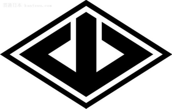 竹联帮logo_logo 标识 标志 设计 矢量 矢量图 素材 图标 550_350