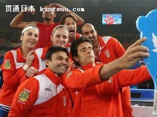 IPTL印度站A-拉德率队力克日本队 豪夺两连胜