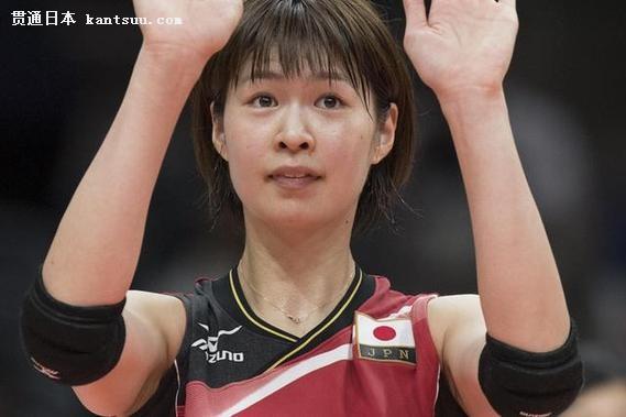 木村纱织是日本女排当家花旦