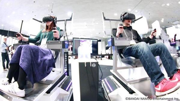 日收入5W元 为什么日本的VR体验店业绩如此惊人