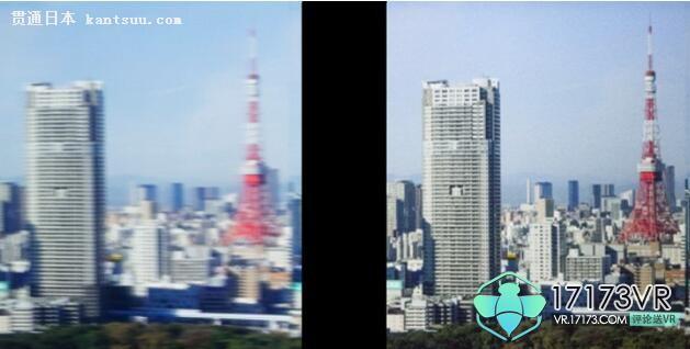 日本发布VR专用液晶屏 可减少VR晕眩效果