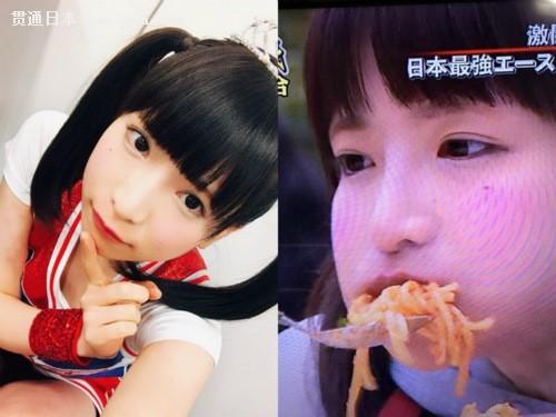 日本大胃王moeazu_日本女星参加大胃王比赛 中途无法呼吸紧急就医