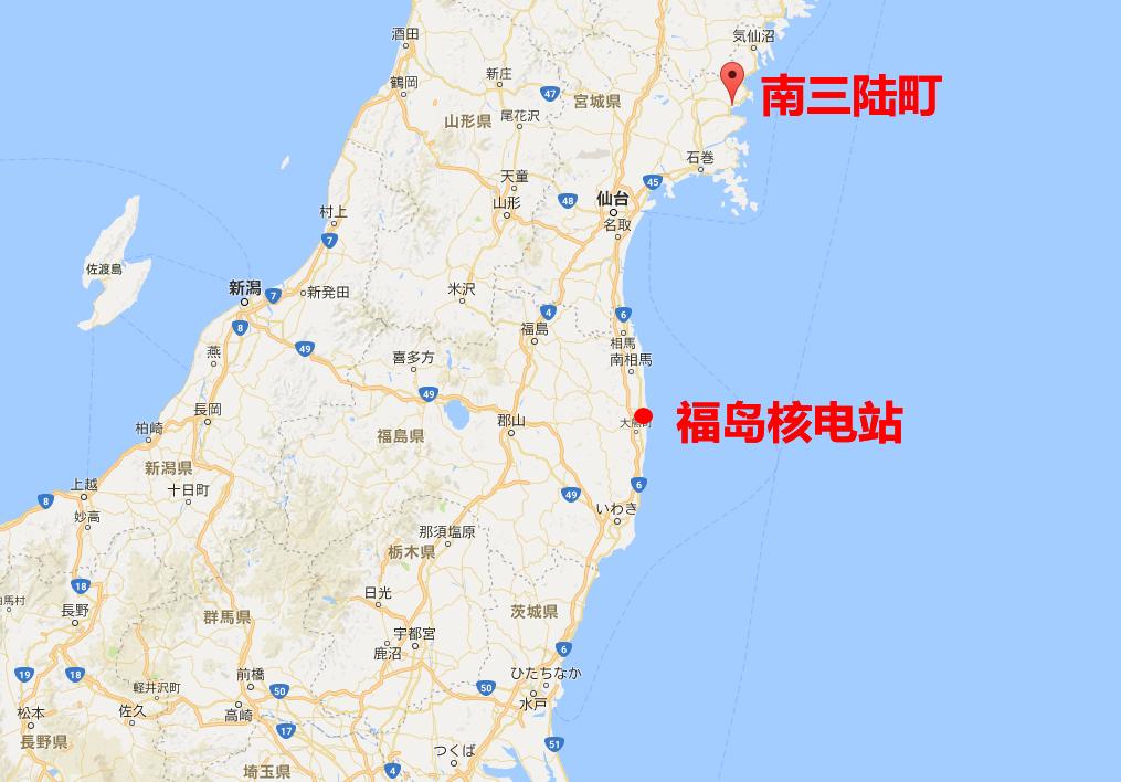 日本地�_在2011年福岛核事故发生一个月后,中国就禁止从日本受波及地区进口