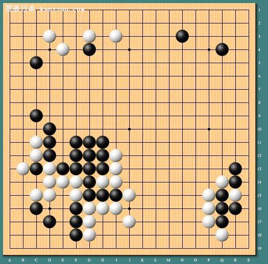 棋手布局大都是下套路图片