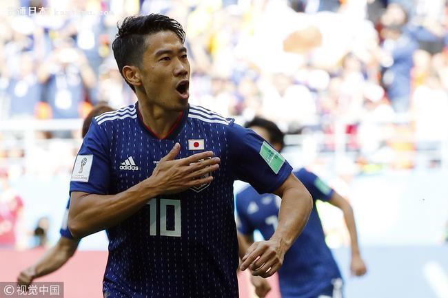 香川是日本留洋球员的代表