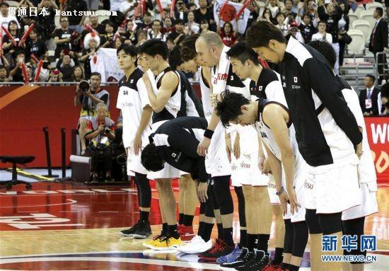 (篮球世界杯)(20)篮球――小组赛:日本队负于捷克队